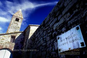 Passeggiate a Levante FROM A VERY ANCIENT CHURCH TO A SANCTUARY OFTEN SEEN AS A MIRAGE...